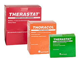 THERASTAT THORACOL group