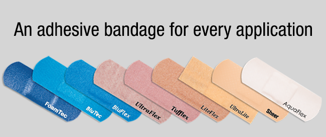 Adhesive Bandages for the Best in Wound Care