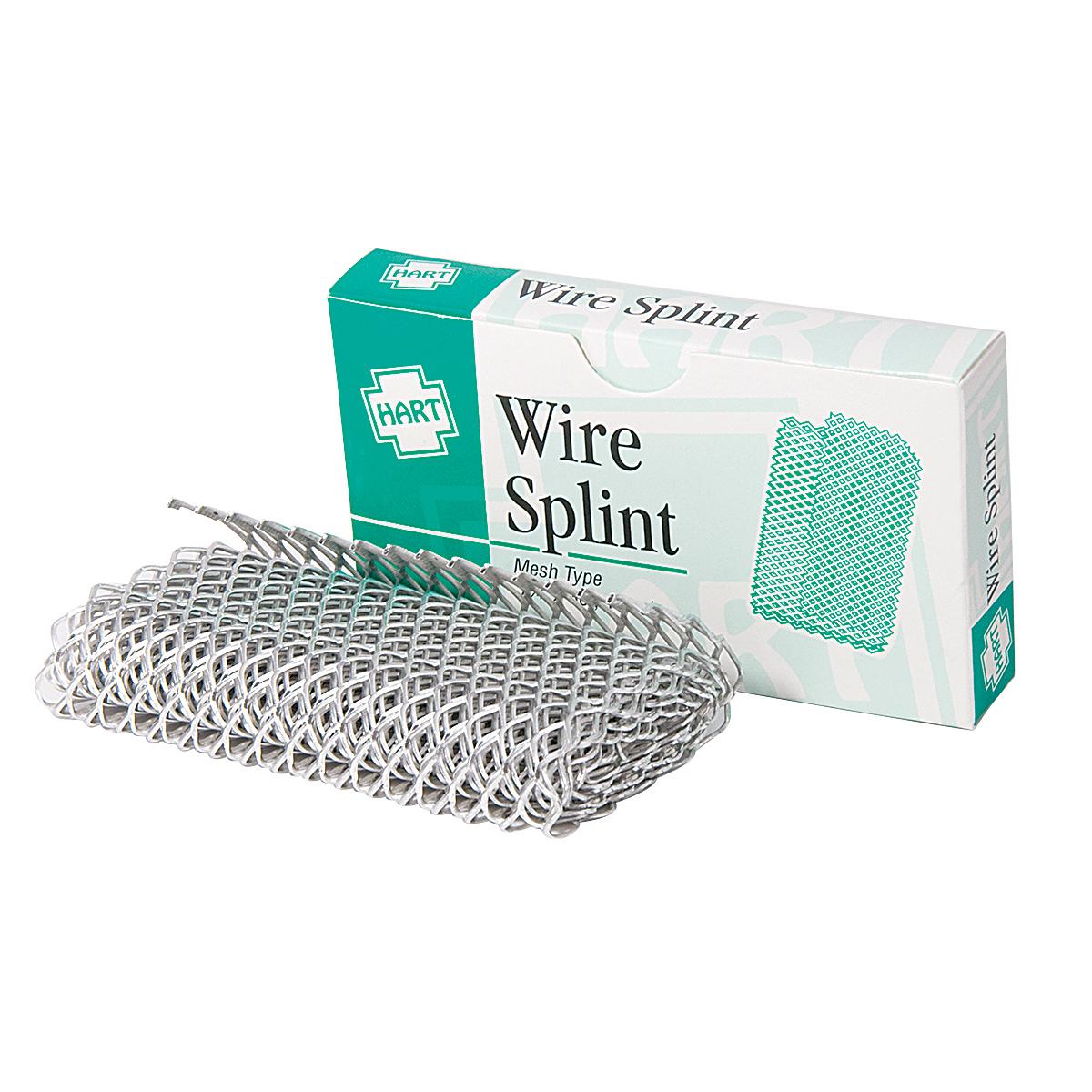 Wire Splint, HART, 1/unit - FIRST AID KITS & REFILLS - NorMed