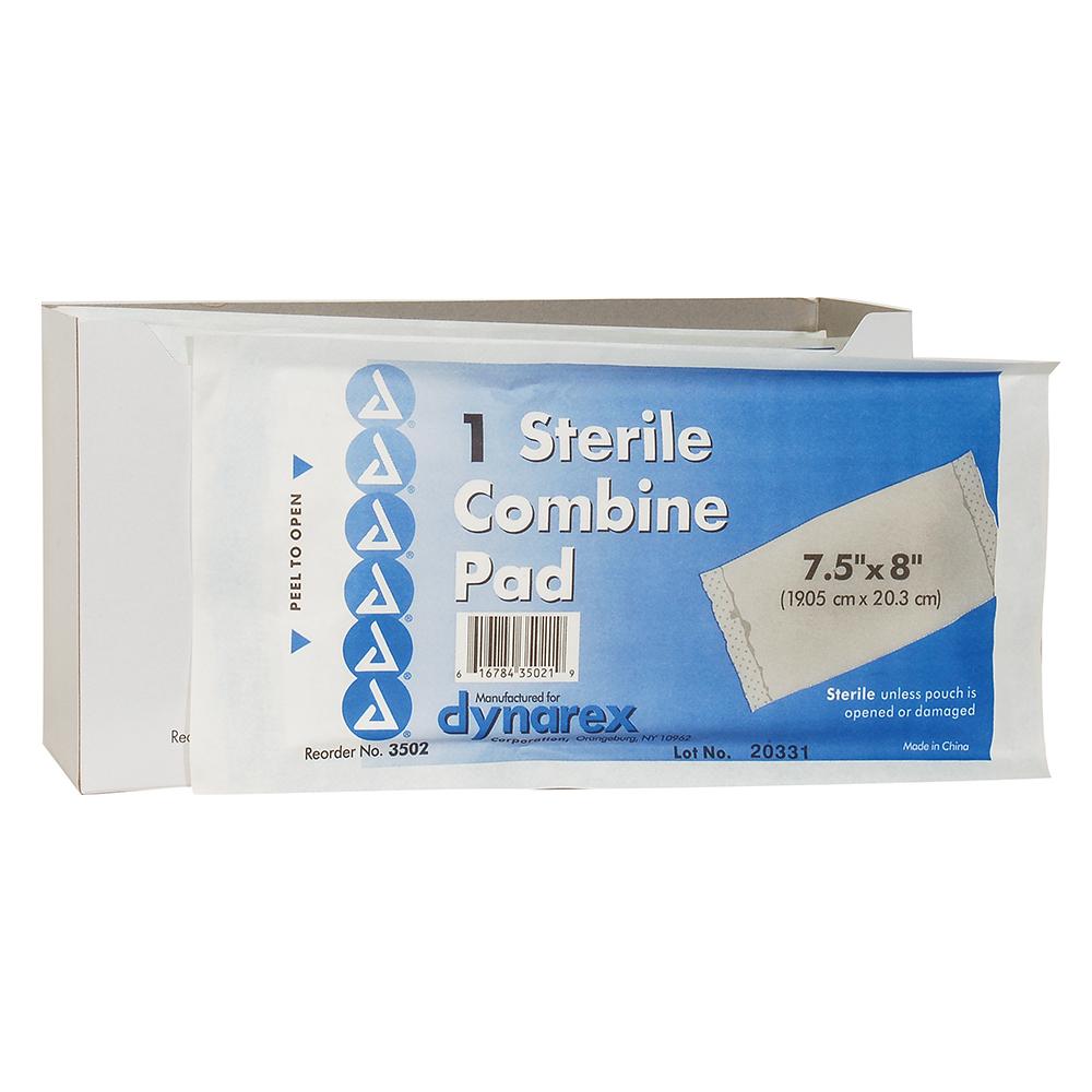 Combine Pad Sterile ABD 12 Per Box Loading Zoom