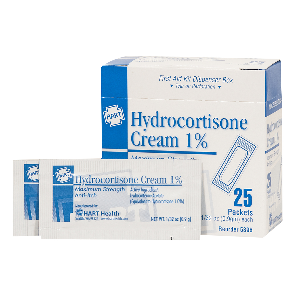 how to use hydrocortisone cream